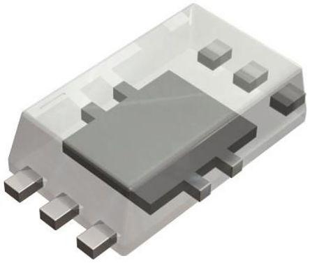 ROHM BH1750FVI-TR , Ambient Light Sensor Unit Surface Mount WSOF6I (5)