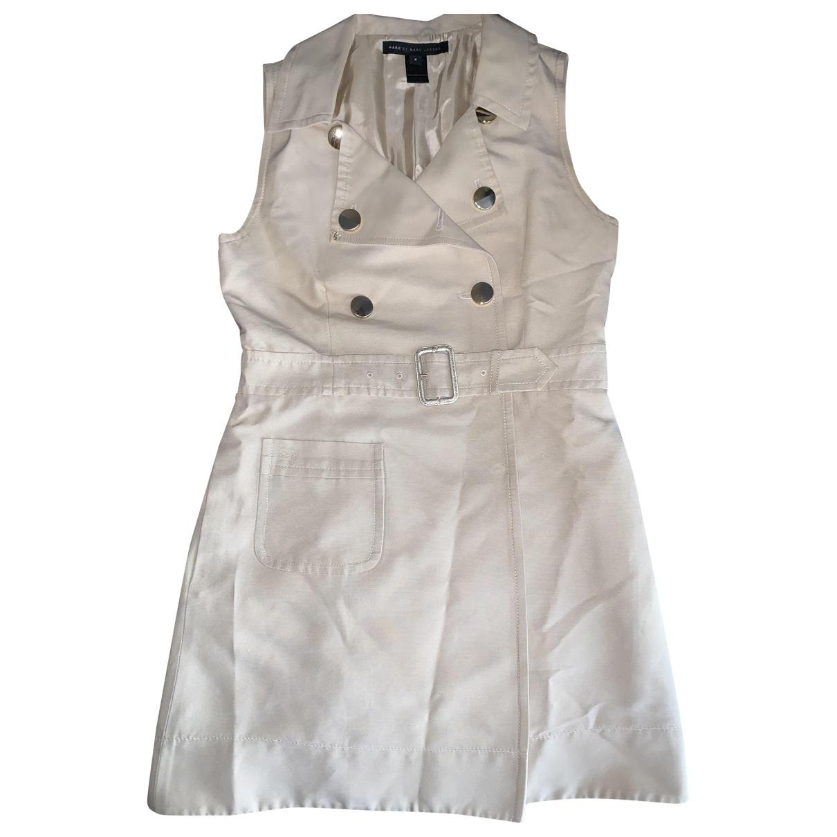 Mini vestido de Lino Marc By Marc Jacobs