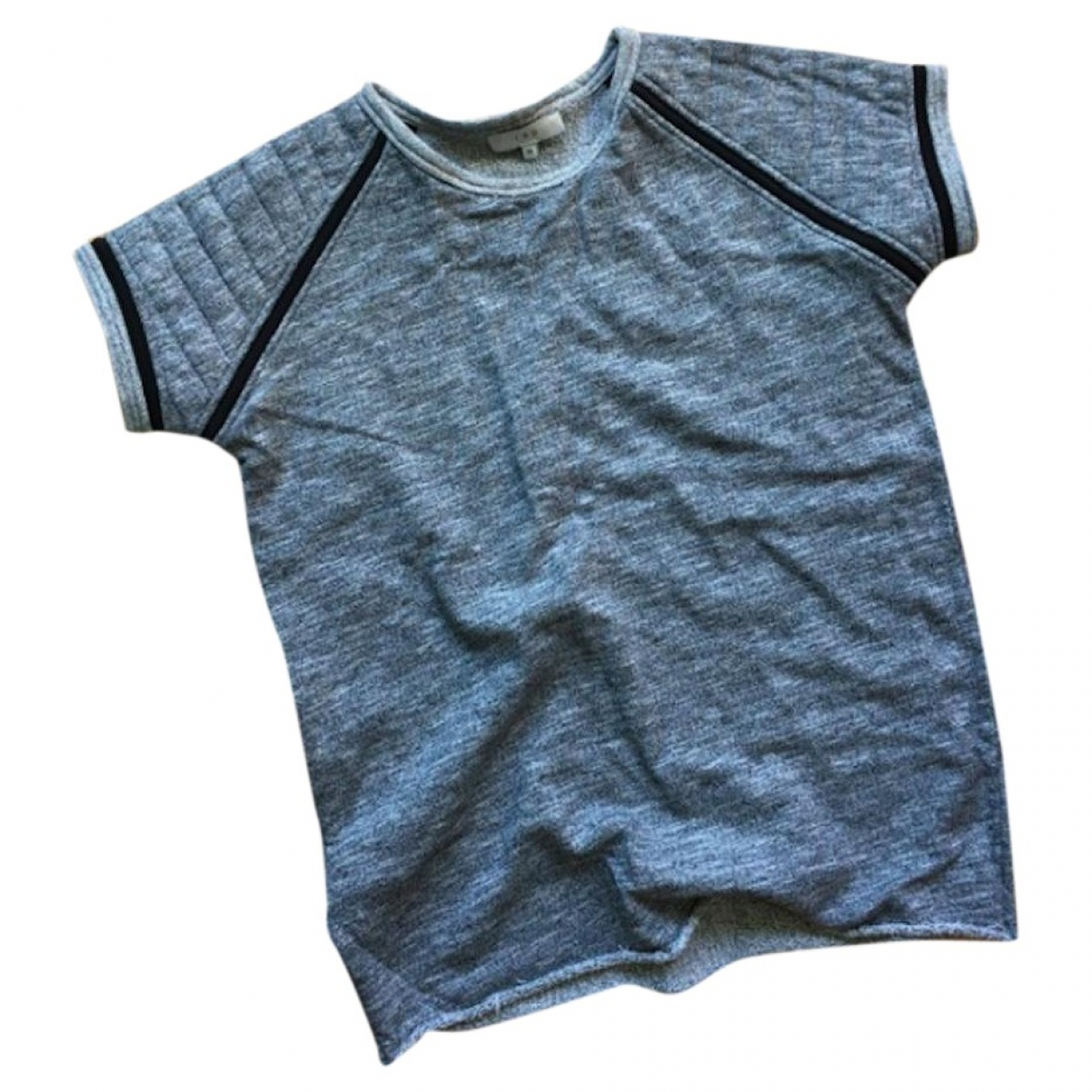 Iro \N Grey Cotton  top for Women 8 UK