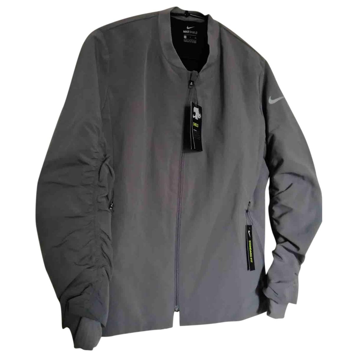 Nike - Veste   pour femme - gris