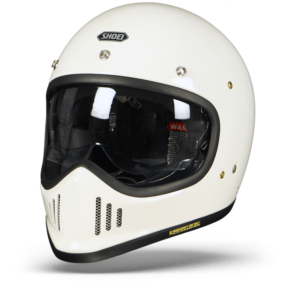 Shoei Ex-Zero Off Blanco M