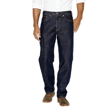 Levi's Men's 550 Relaxed Fit Jeans, 36 34, Blue