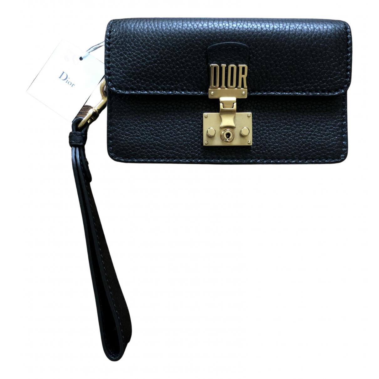 Pochette DiorAddict de Cuero Dior