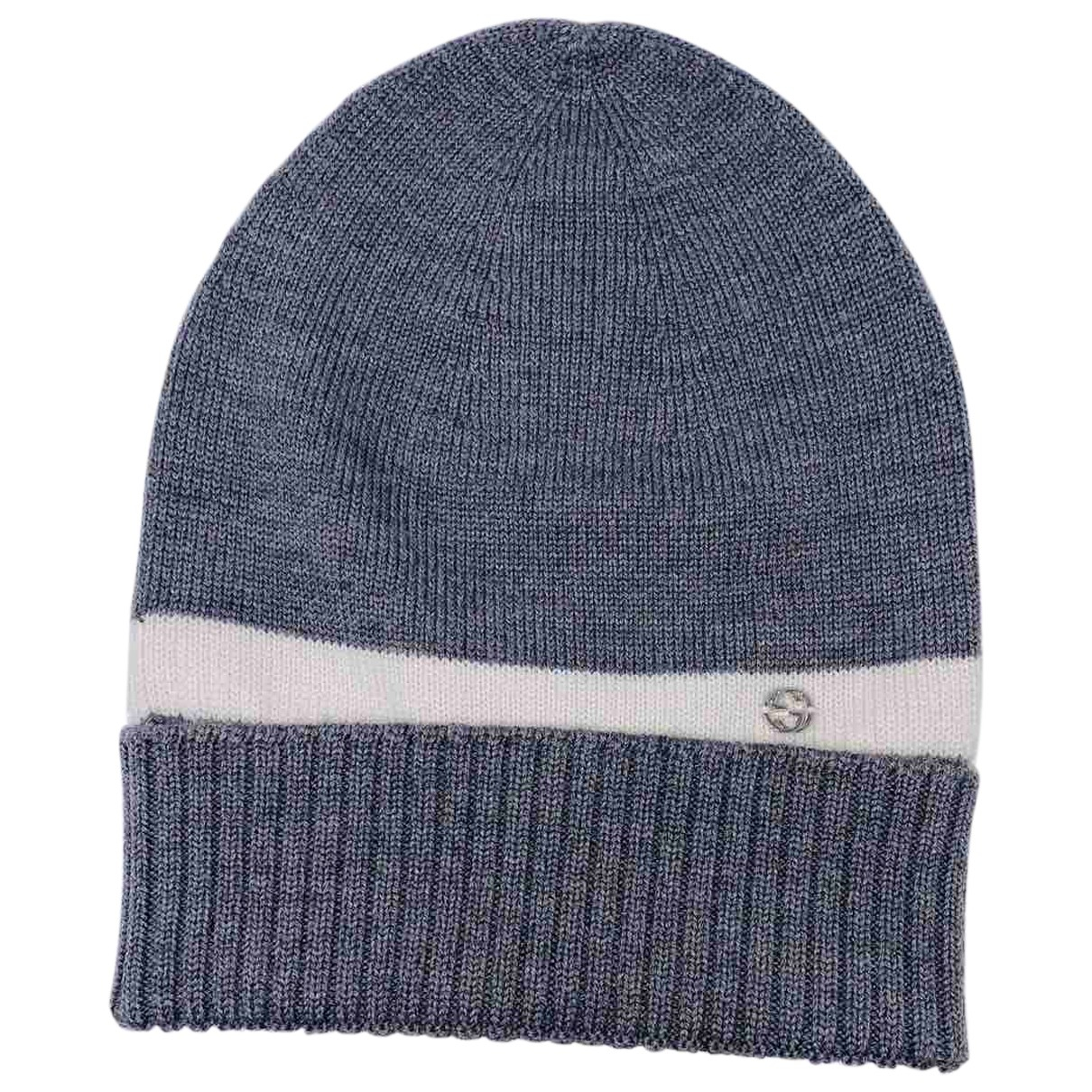 Gucci N Grey Wool hat & pull on hat for Men M International