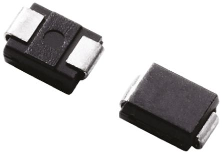 Littelfuse , P3100SBLRP, SIDAC, 275V 0.005mA, 2-Pin DO-214AA (10)