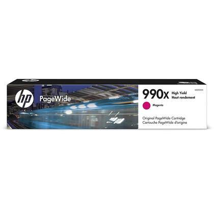 HP 990X M0J93AN Original Magenta PageWide Ink Cartridge High Yield