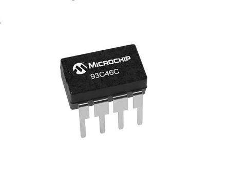 Microchip Technology, 93C46C-I/P (60)