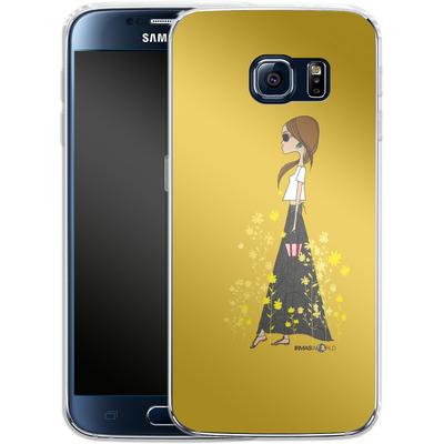 Samsung Galaxy S6 Silikon Handyhuelle - IRMA In Samarkand von IRMA