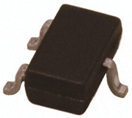 Nexperia , 6.2V Zener Diode 3% 250 mW SMT 3-Pin SOT-23 (50)