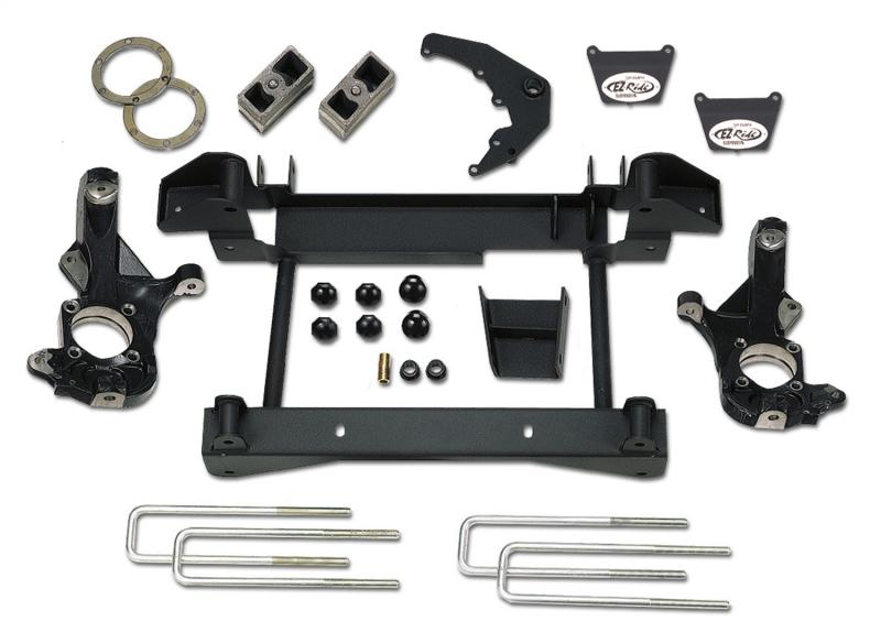 Tuff Country 14958 Complete Kit (w/o Shocks)-4in. Chevrolet