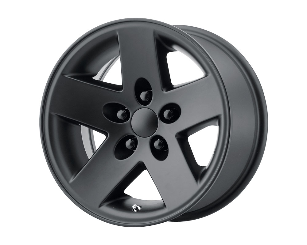 OE Creations 185MB-68650 PR185 Wheel 16x8 5x5x114.3 +0mm Matte Black
