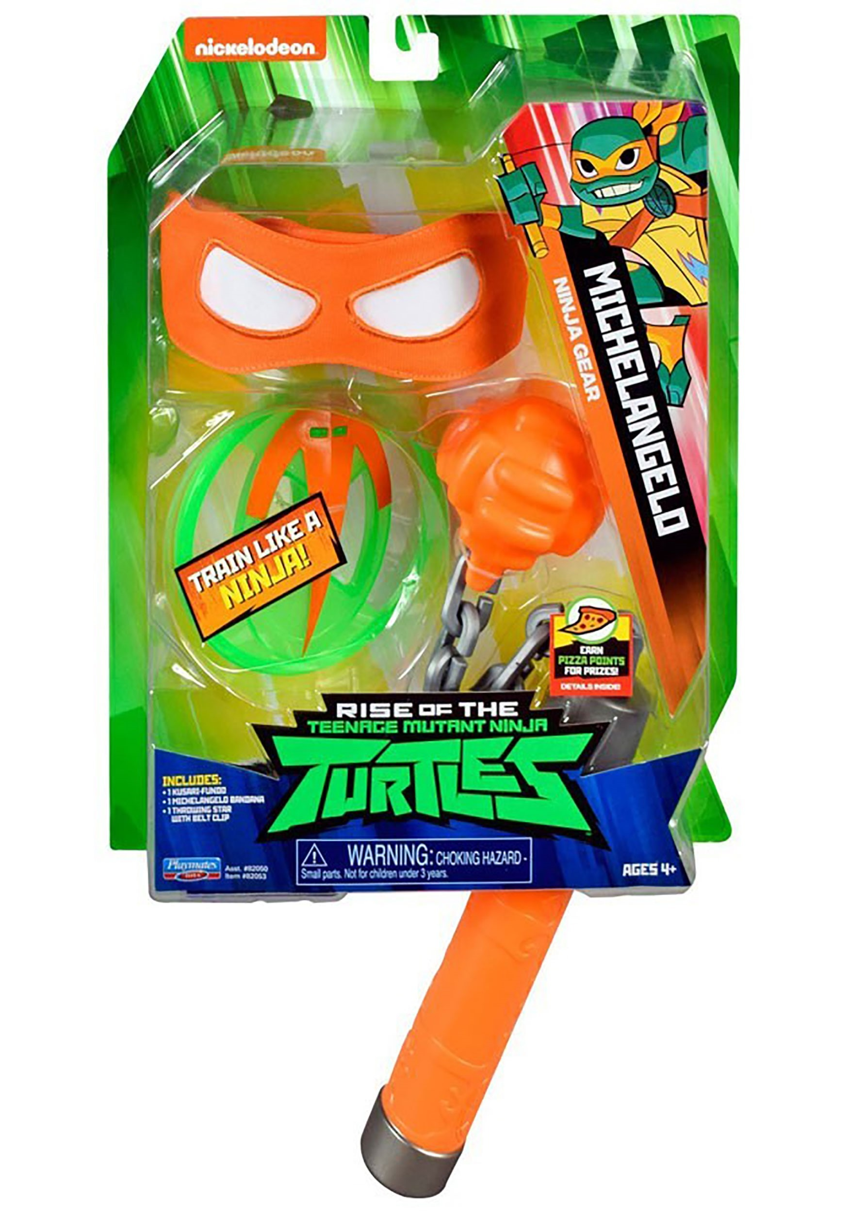 Michelangelo Ninja Roleplay Set TMNT