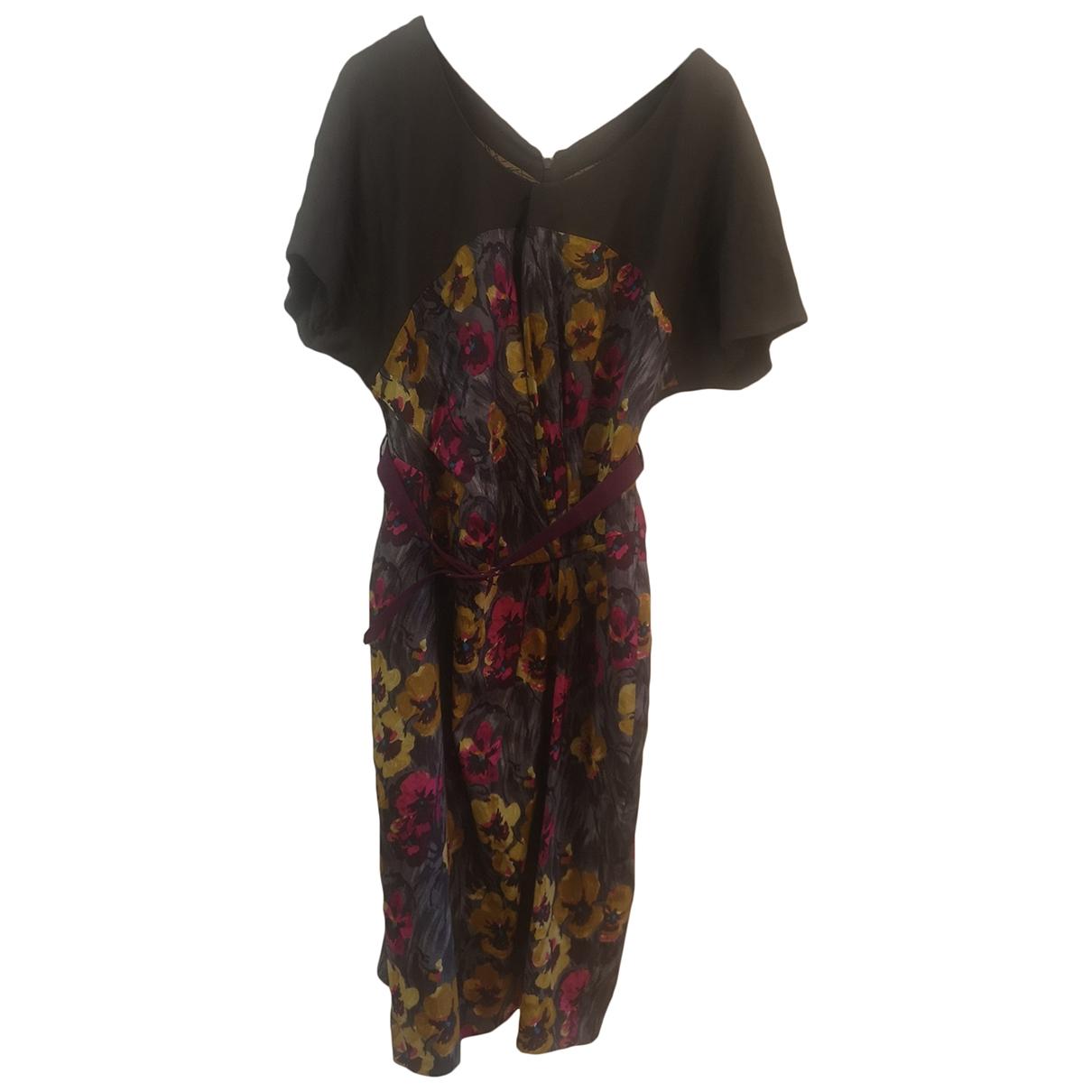 Kenzo - Robe   pour femme en coton - multicolore