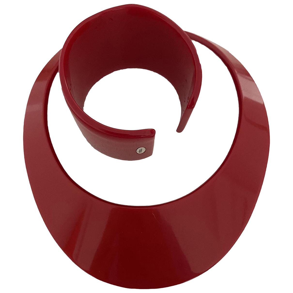 Furla \N Schmuck-set in  Rot Kunststoff