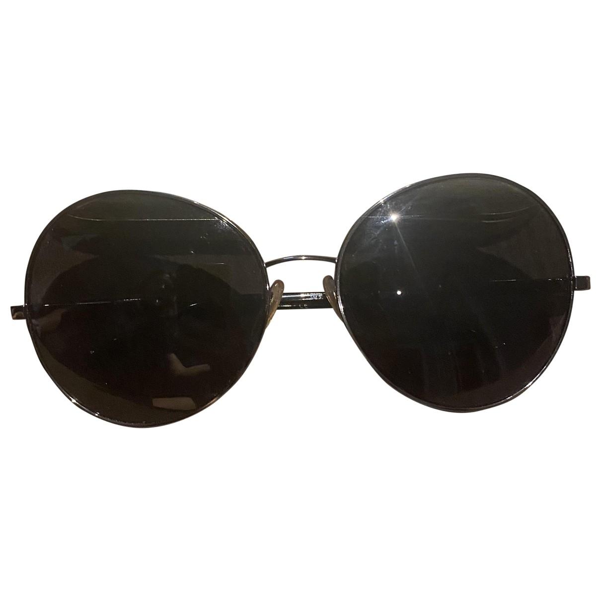 Stella Mccartney \N Blue Metal Sunglasses for Women \N