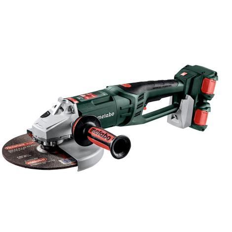 Metabo WPB 36-18 LTX BL 230 9 In. Cordless Angle Grinder