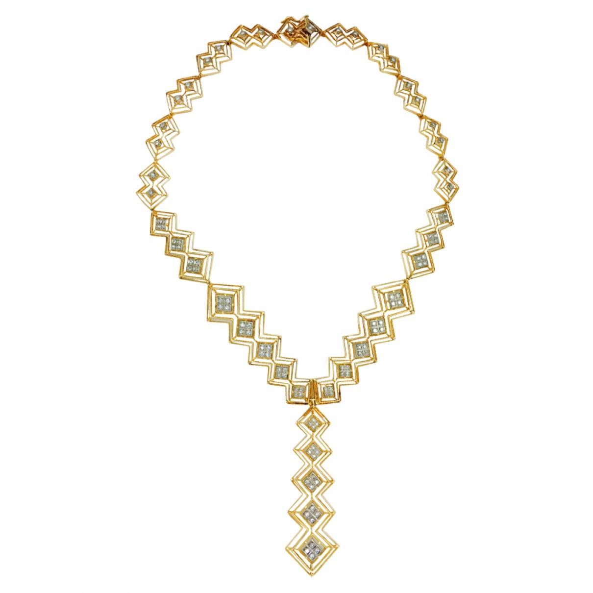 Ilias Lalaounis - Sautoir   pour femme en or blanc