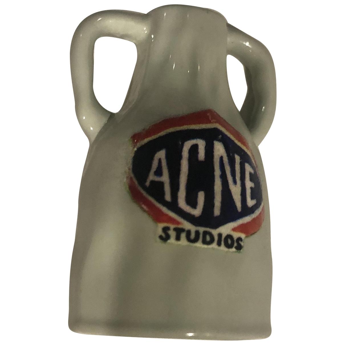 Acne Studios \N Brosche in Keramik