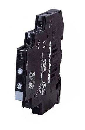 Sensata / Crydom SPNO Multi Function Solid State Relay - 0.1 s ? 100 h, 2 Contacts, Multifunction, DIN Rail
