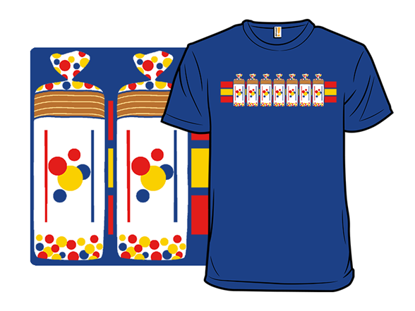 Seven Wonders T Shirt