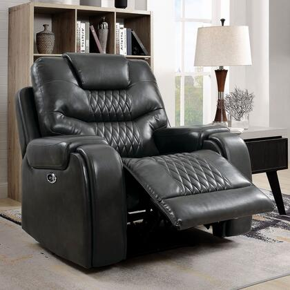 CM6894GY-CH Marley Chair  in