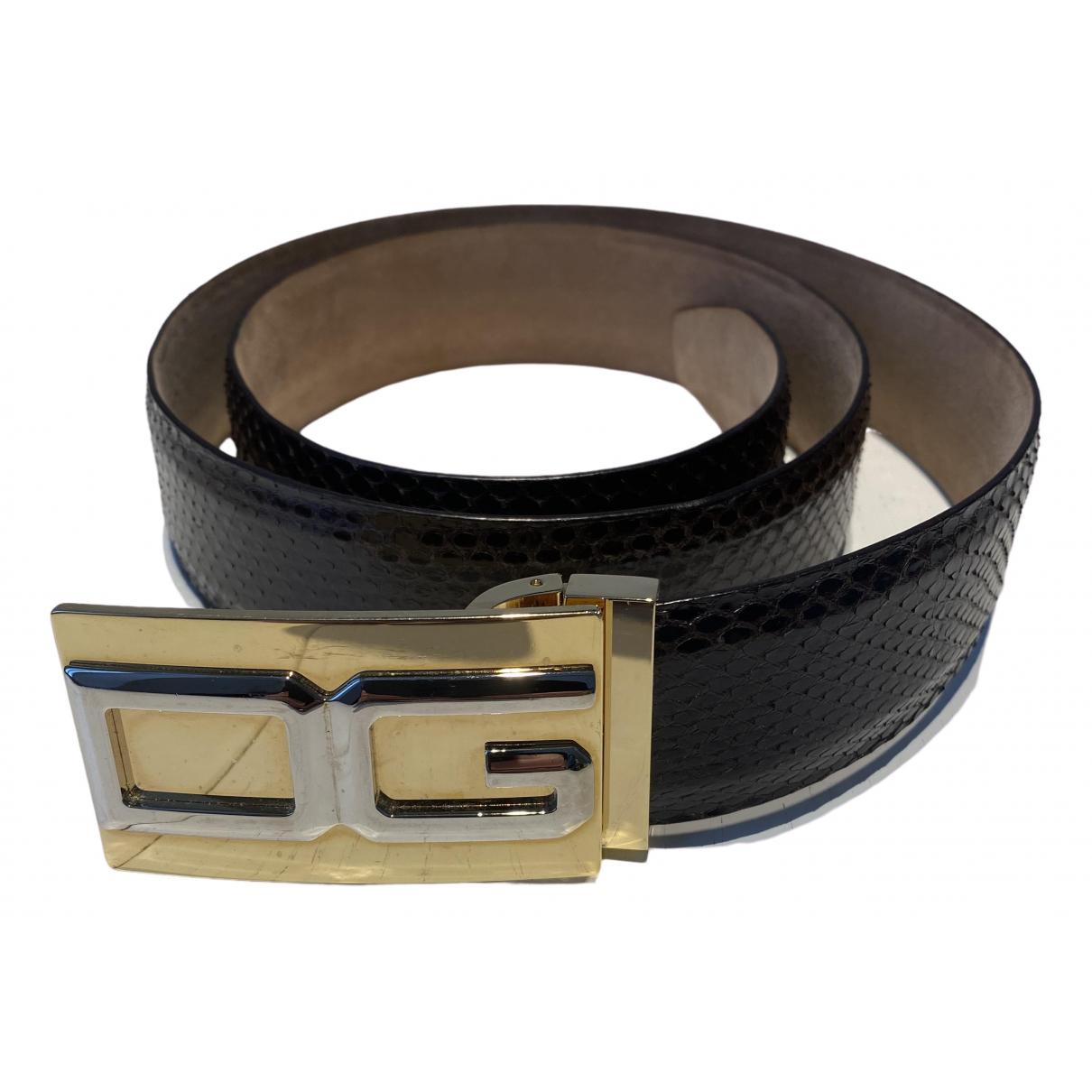Cinturon Dolce & Gabbana