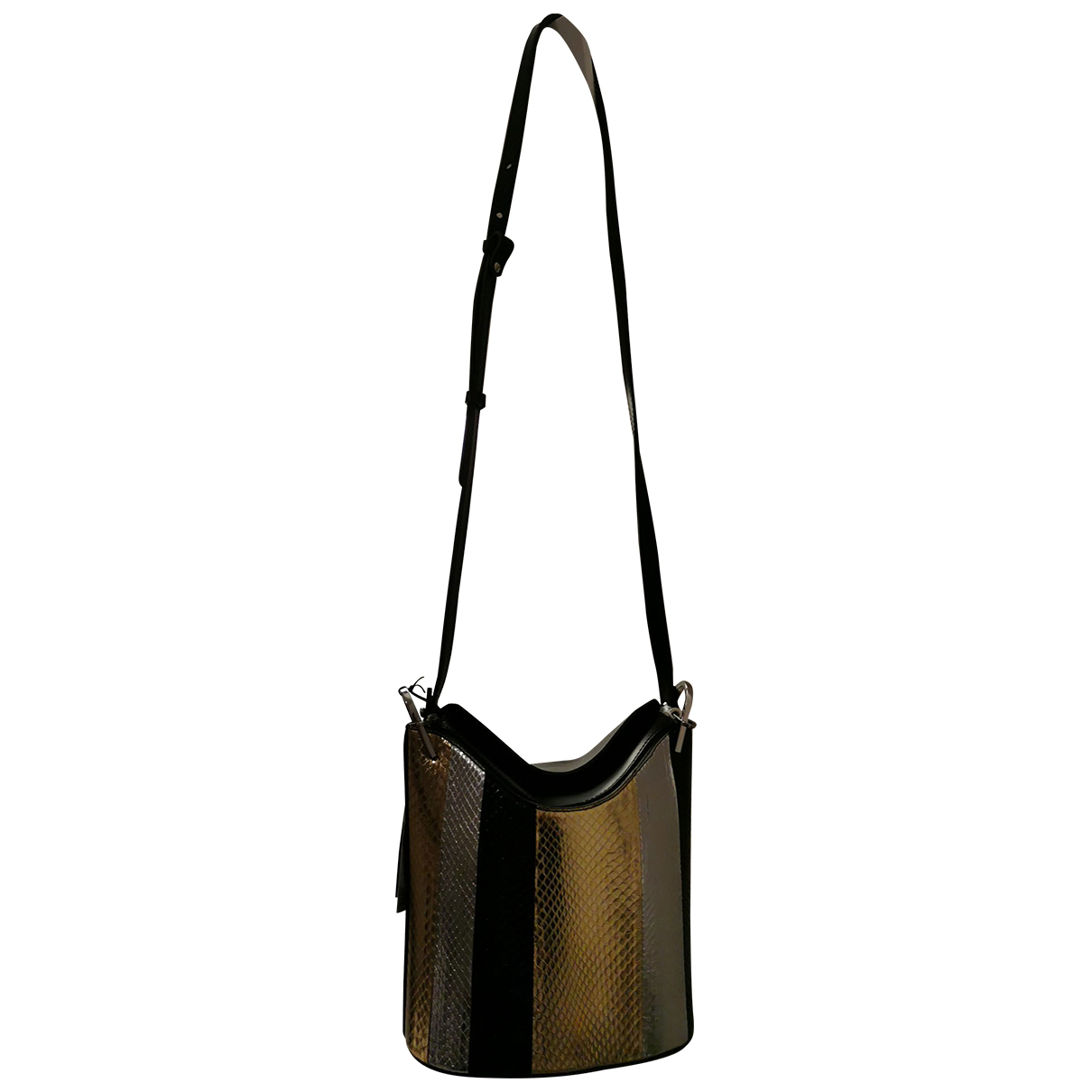 Gianni Chiarini N Black Leather handbag for Women N