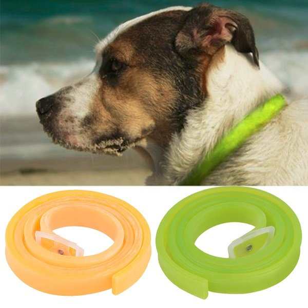Adjustable Fragrance Elimination Prevention Of Flea Ticks Insects Cat And Dog Collar