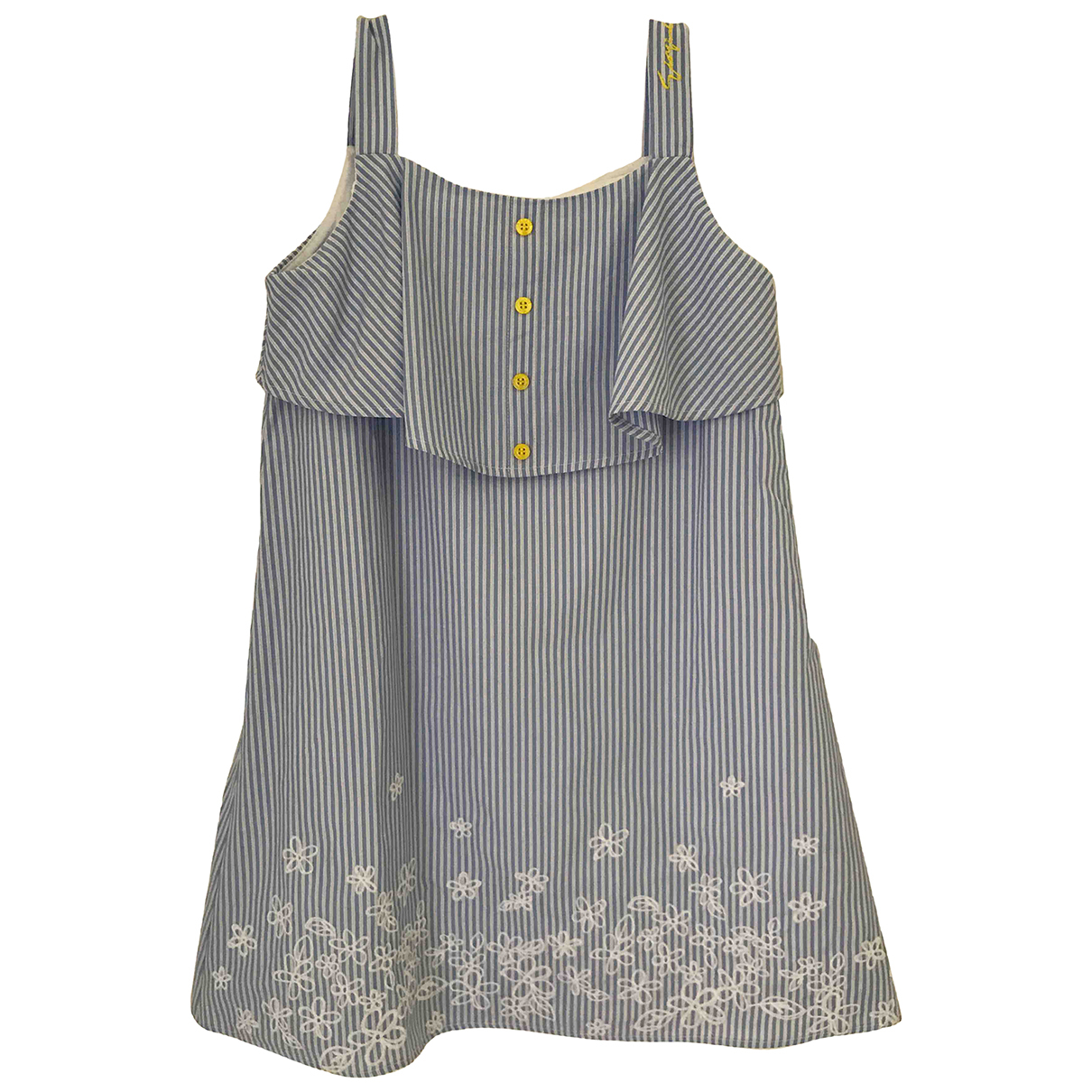 Emporio Armani \N Multicolour Cotton dress for Kids 8 years - up to 128cm FR