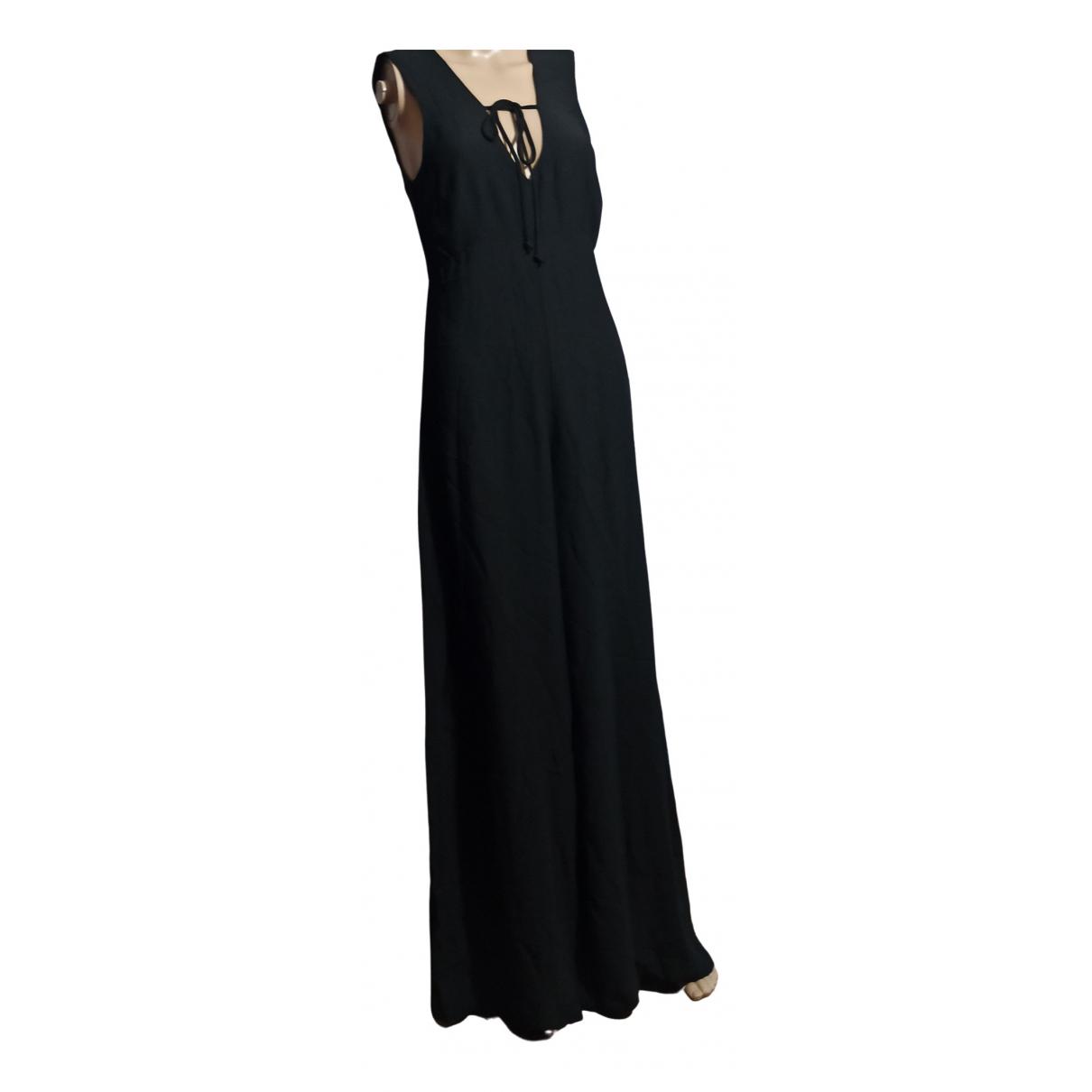 Ottod'ame \N Black jumpsuit for Women 40 IT