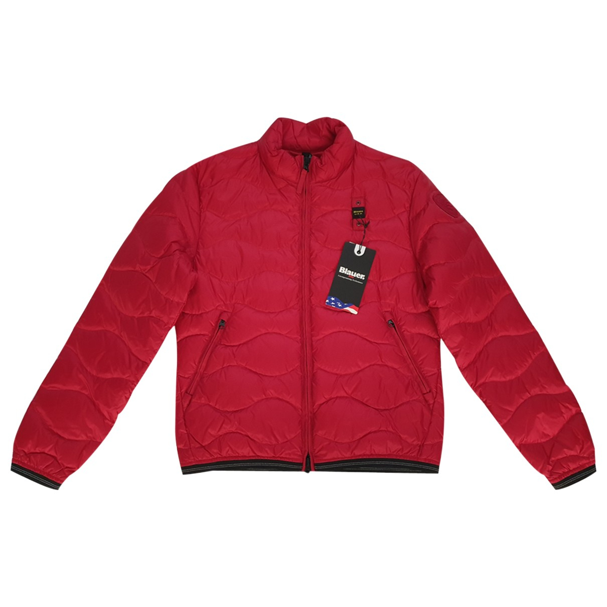 Blauer N Red jacket  for Men XL International