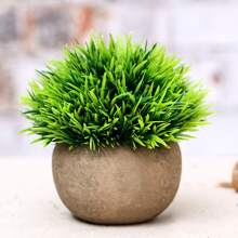 Artificial Potted Grass