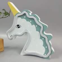 Unicorn Shaped Night Light