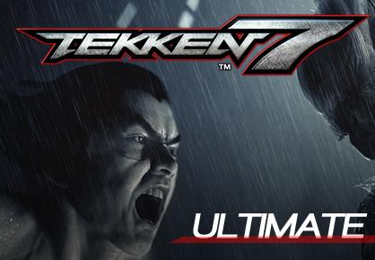 TEKKEN 7 Ultimate Edition EU Steam CD Key