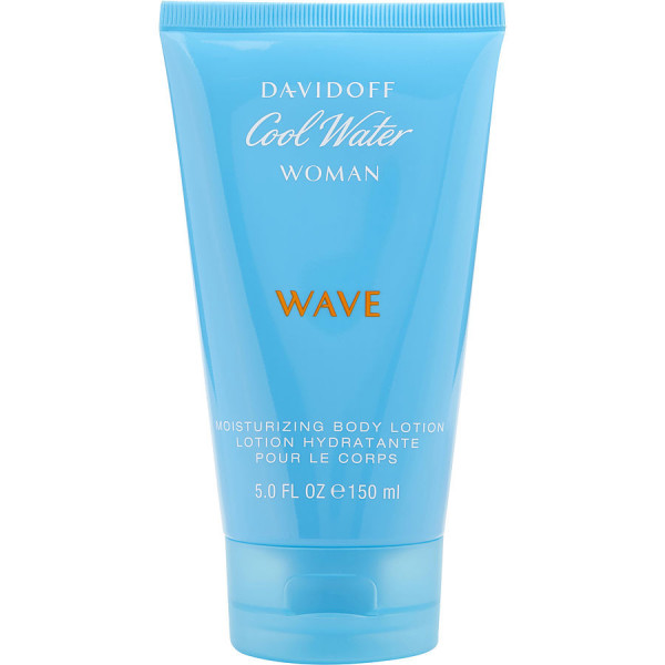 Cool Water Wave - Davidoff Pflegelotion fuer den Korper 150 ml