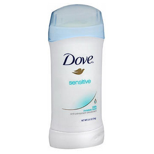 Dove Antiperspirant & Deodorant Invisible Solid 2.6 Oz by Dove