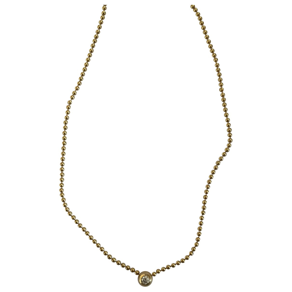 Collar Draperie de Oro amarillo Cartier
