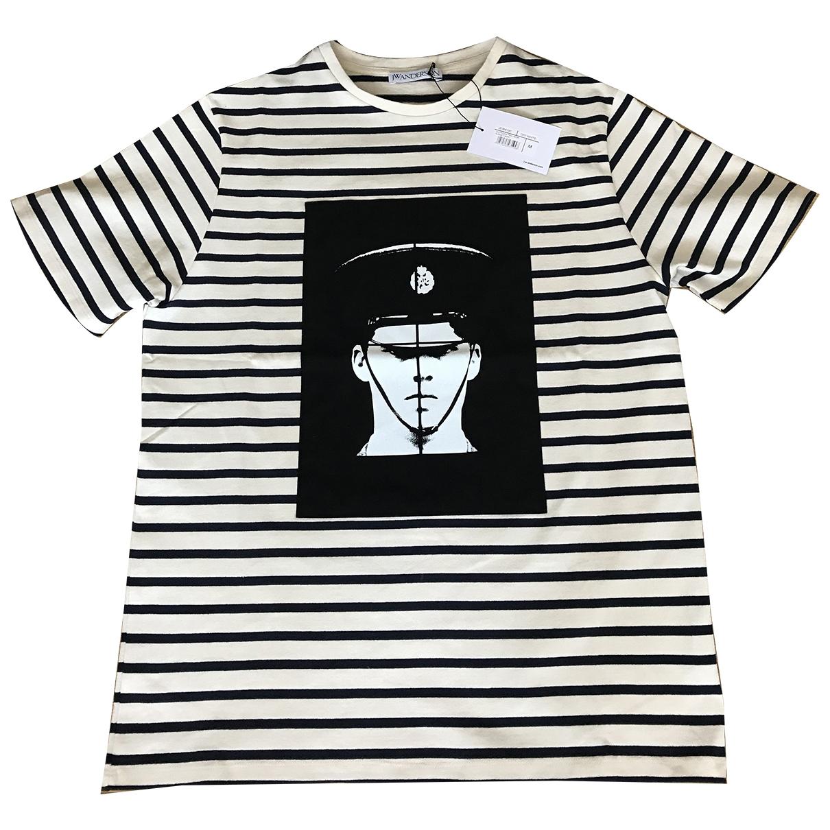 J.w. Anderson - Tee shirts   pour homme en coton