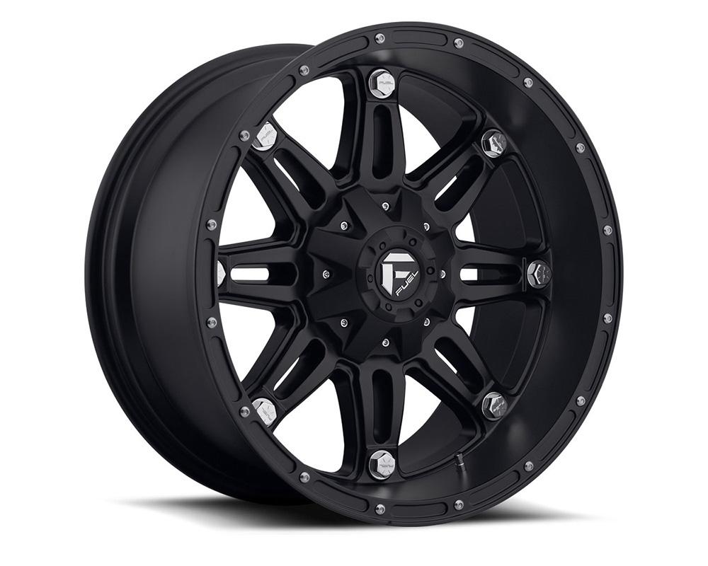 Fuel D531 Hostage Matte Black 1-Piece Cast Wheel 18x9 8x165.1 20mm