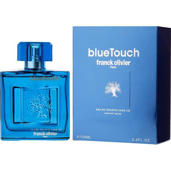 Blue Touch - Franck Olivier Eau de Toilette Spray 100 ML