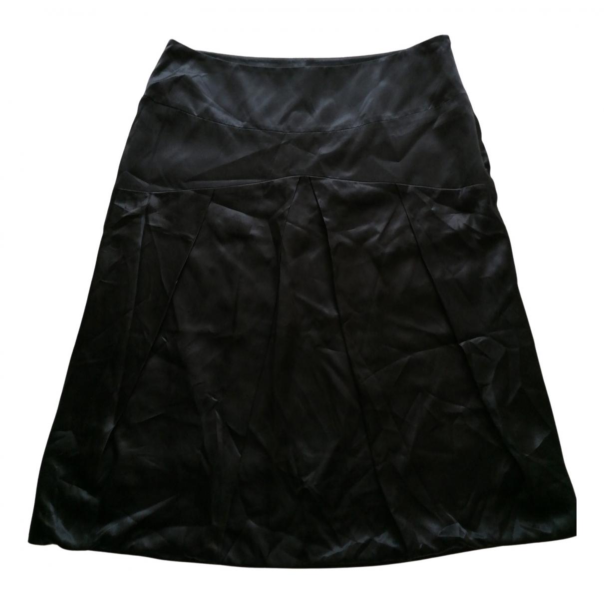 Luisa Cerano - Jupe   pour femme en soie - noir