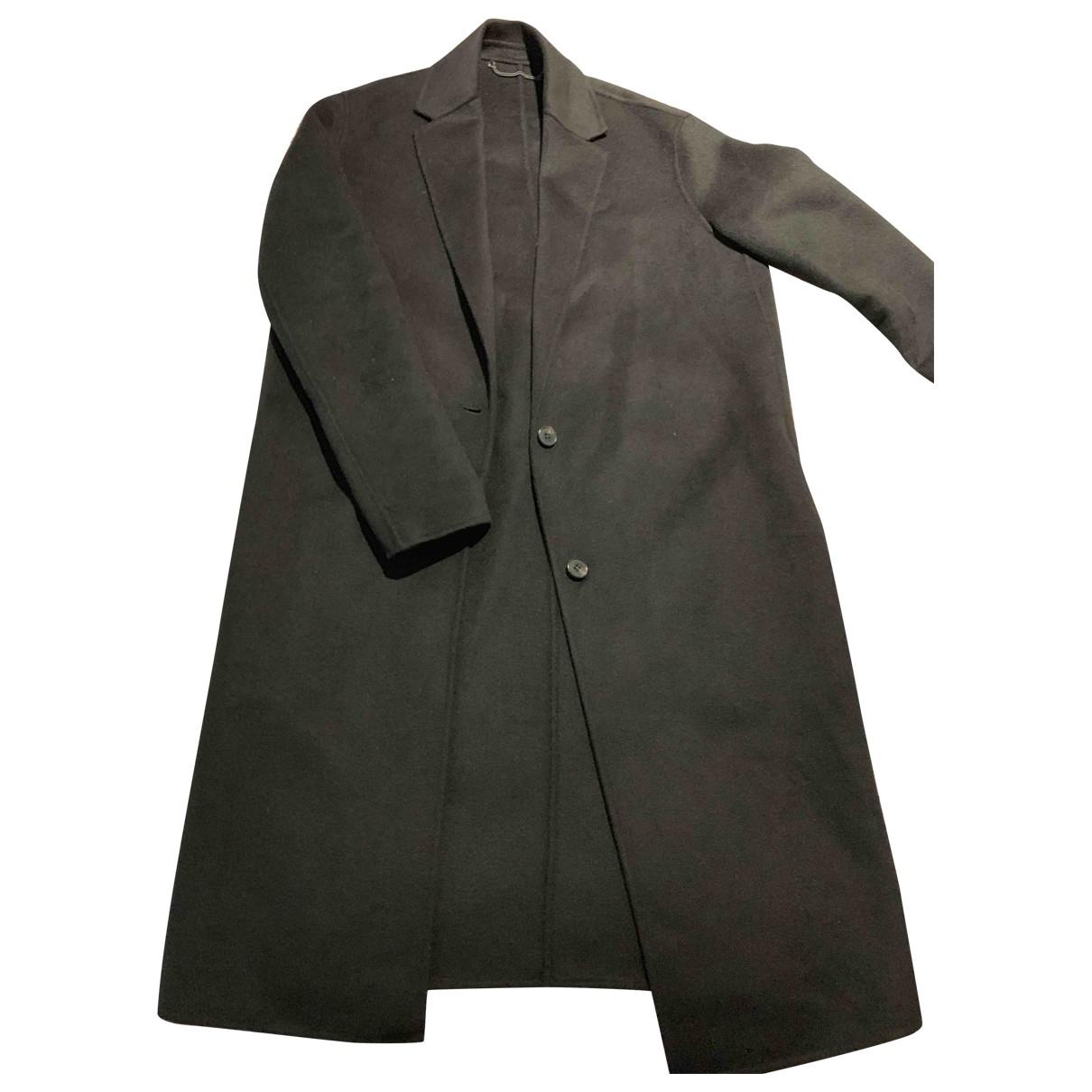 All Saints \N Black Wool coat for Women XS International