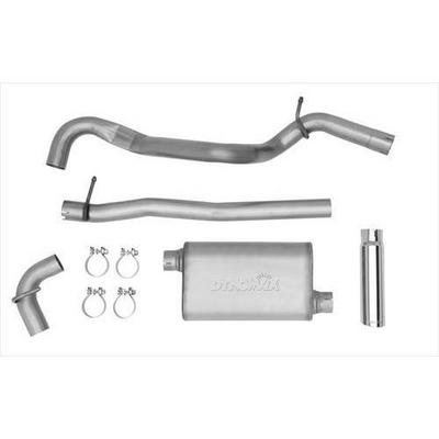 Dynomax Stainless Steel Cat-Back Exhaust System - 39446