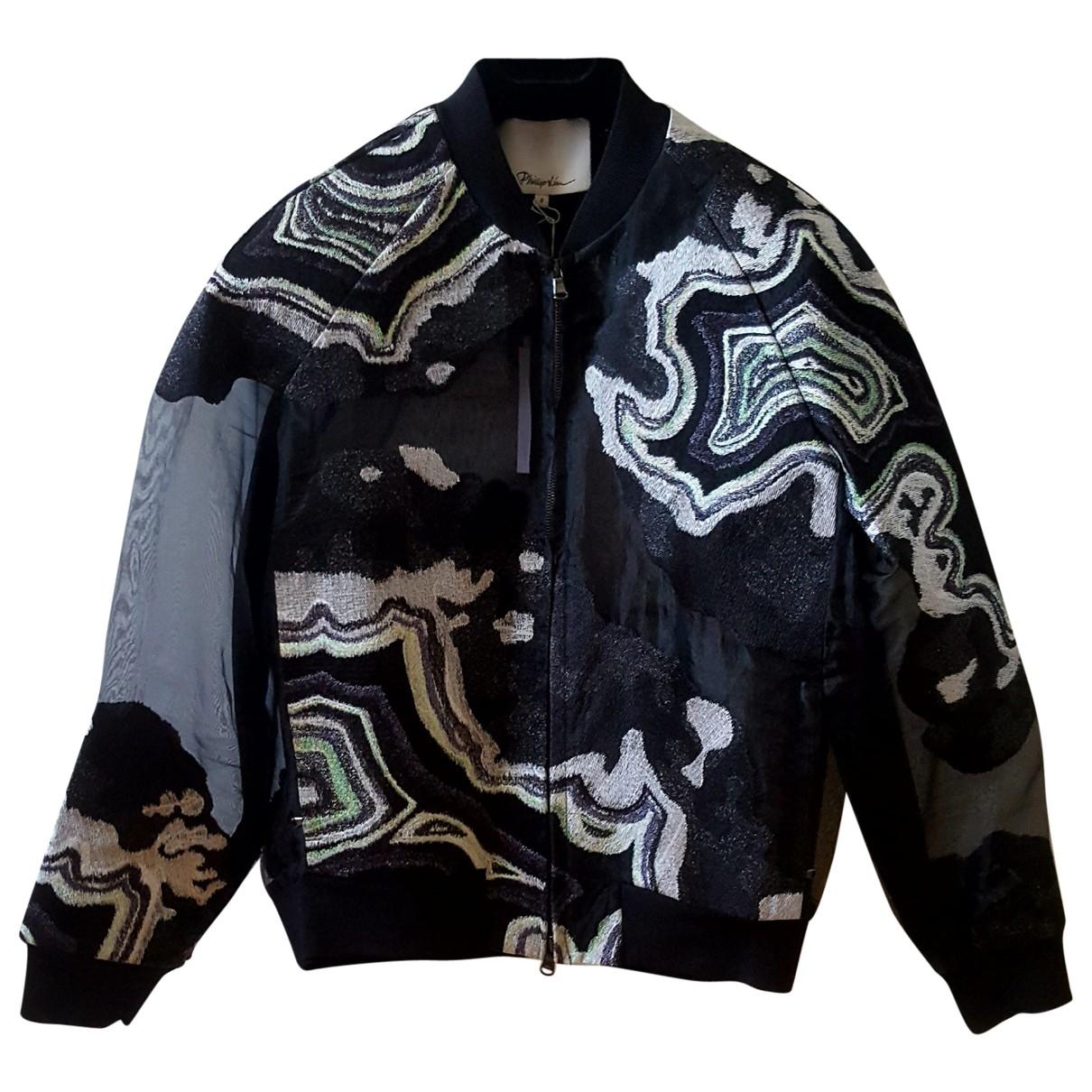 3.1 Phillip Lim \N Black Silk jacket for Women 4 US