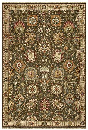 A12304244305ST Rectangle 8' X 10' Rug Pad with Oriental Pattern and Handcrafted
