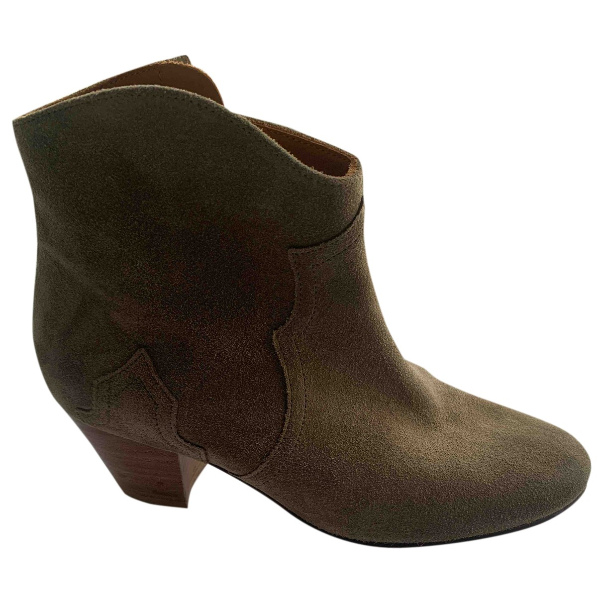 Isabel Marant N Suede Boots for Women 36 EU