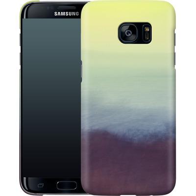 Samsung Galaxy S7 Edge Smartphone Huelle - Sea and Sky von Joy StClaire