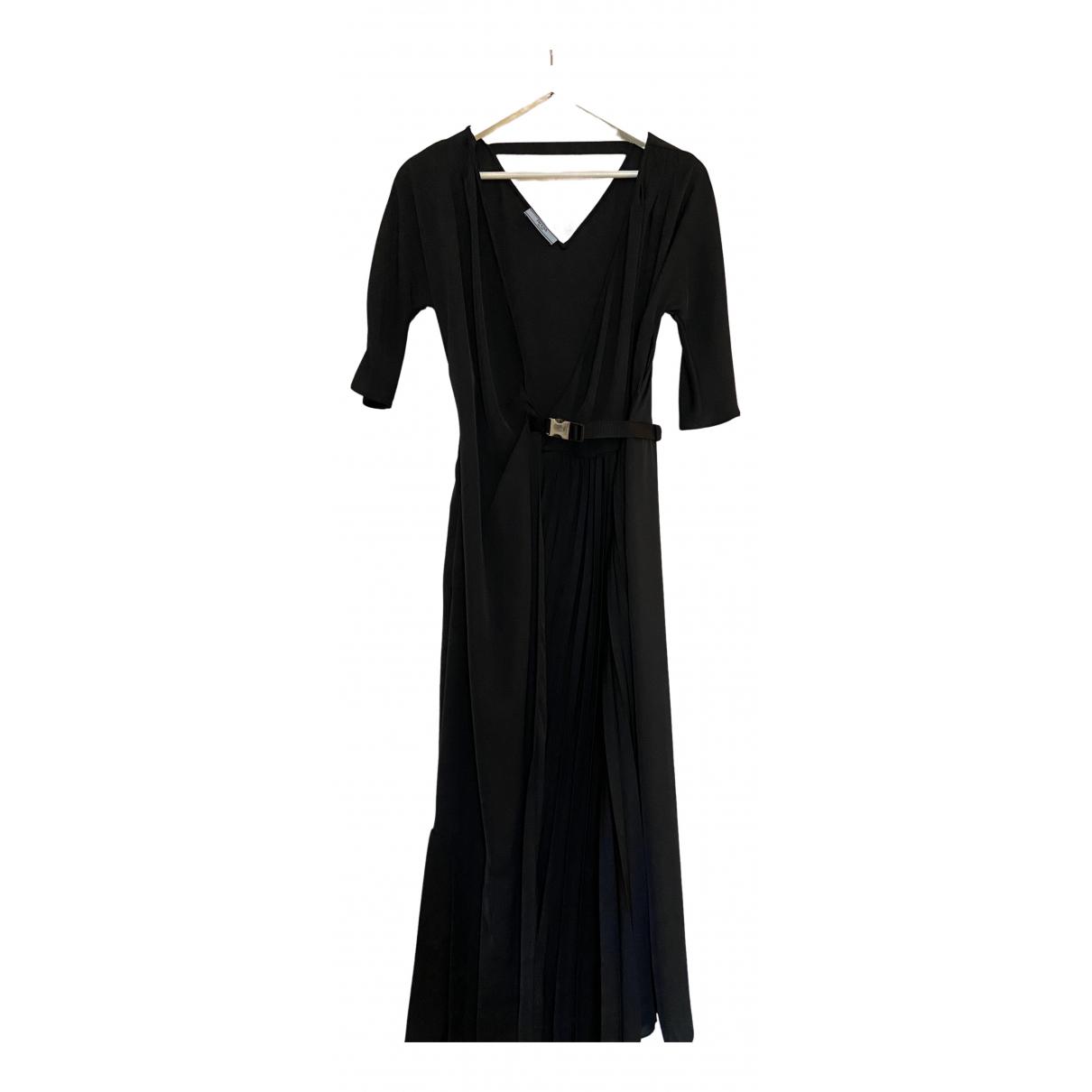 Prada \N Black dress for Women 42 FR