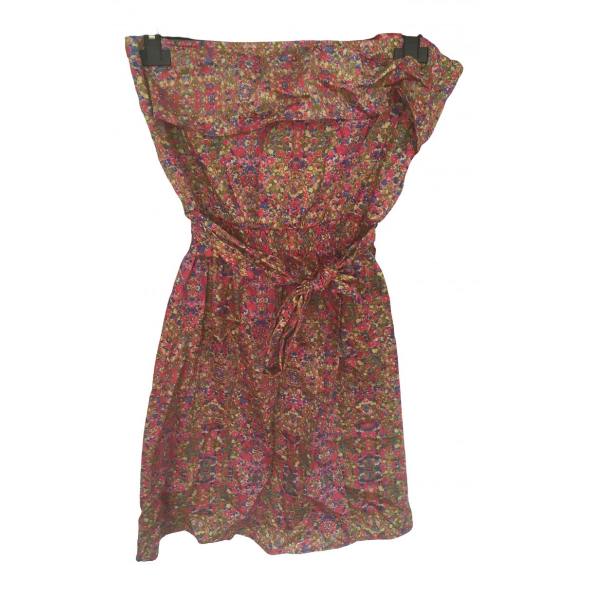 Les Petites \N Kleid in  Bunt Baumwolle
