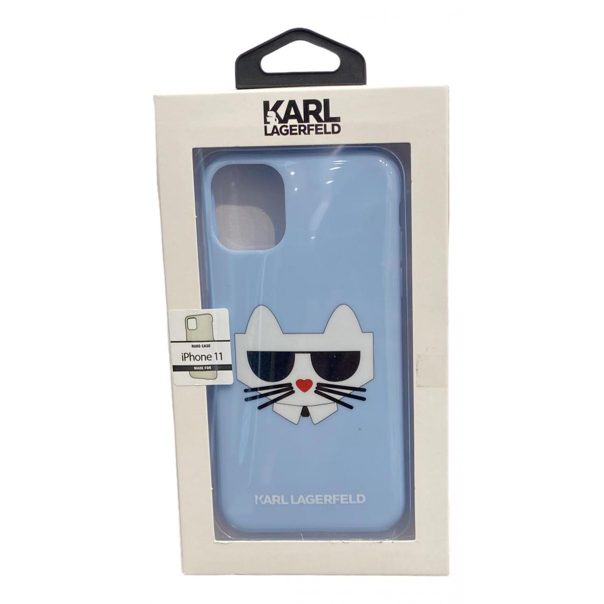 Karl Lagerfeld \N Blue Accessories for Life & Living \N